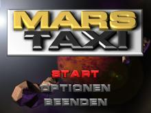 Mars Taxi screenshot