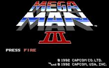 Mega Man 3: The Robots are Revolting screenshot