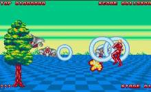 Space Harrier 2 screenshot