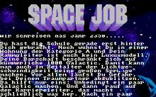 Space Job screenshot