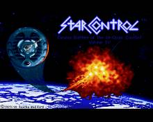 Star Control screenshot