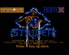 Strider 2 screenshot